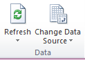 how to refresh Pivot Table data in Microsoft Excel 1